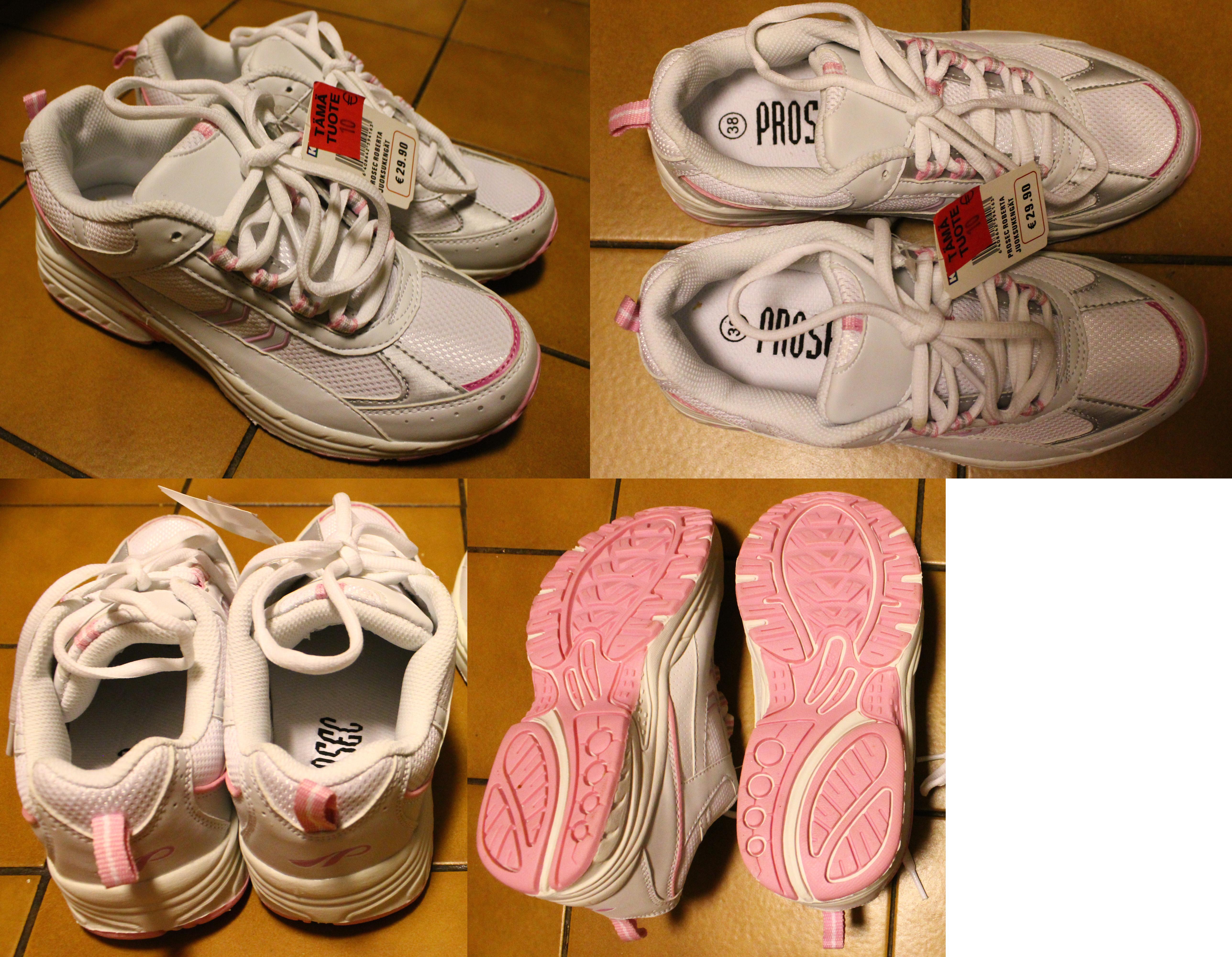turinaa kengistä